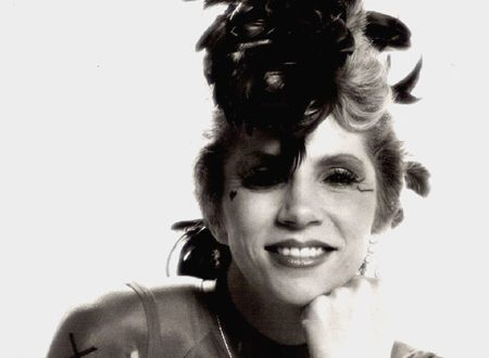 Angie Bowie by Dave Eager, from Angie's own collection.